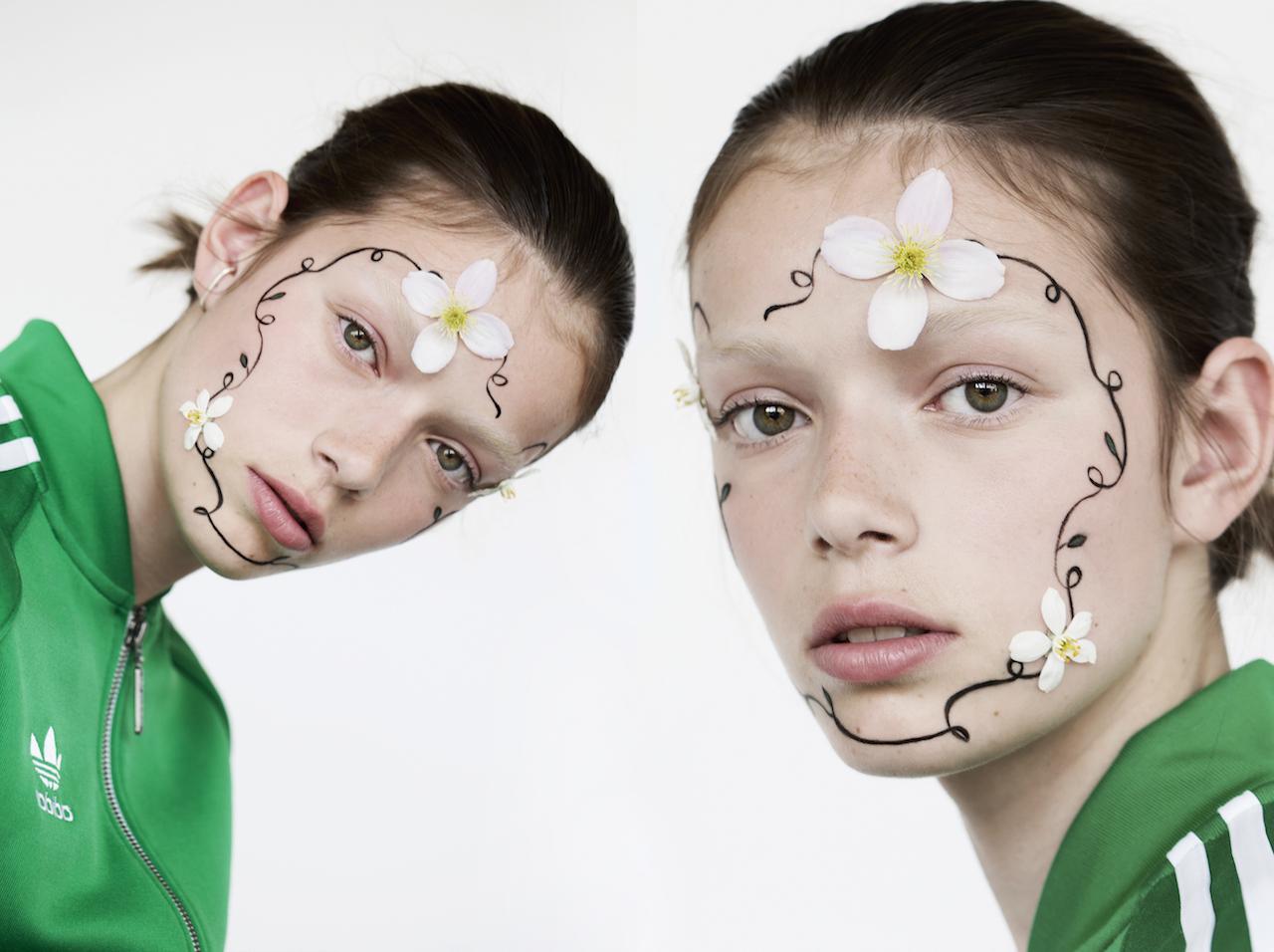 Jeune fleur